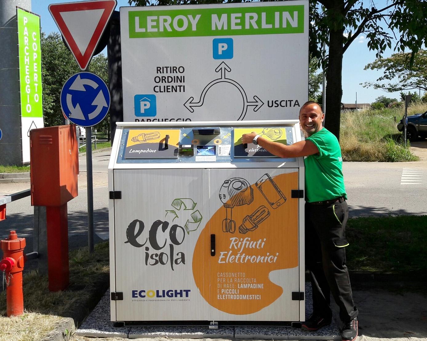 Le ecoisole anche a solbiate arno va e nova milanese mb for Leroy merlin solbiate arno